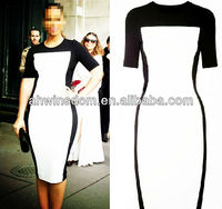 2013 NEW FASHION OFFICE ELEGANT LADIES SEXY DRESSES