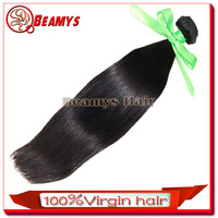 Best quality hot selling unprocessed remy straight virgin indian hair company