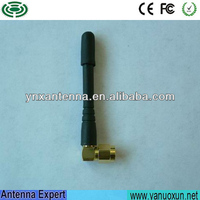 ISO9001:2008 3dBi Antenna 3g Wireless Rubber Duck Antena 3G Wireless Date Card External Antenna With SMA