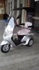 electric three wheeler/tricycle for passenger/tuk tuk car