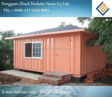 Modular prefab home kit price,low cost automatic wc