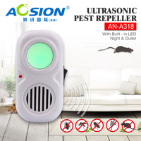 Aosion Eco- friendly House use electronic ultrasonic pest mosquito repeller