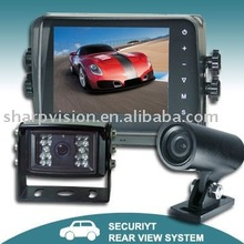 5.6-inch digital vehicle camera system with waterproof cameras