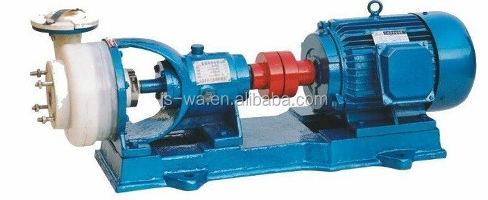 Factory direct sales FSB-D type singe stage single suction anti-corrosive chemical pump for impeller