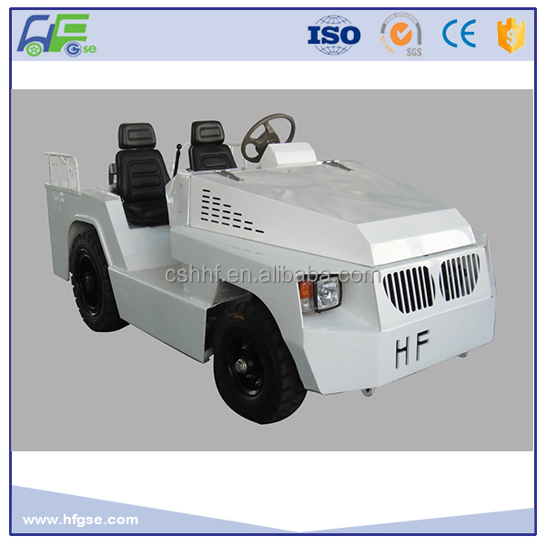 China Airport Tow Tractor Tow Truck