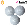 2-Ply Professional Practice Golf Balls white color blank golf ball