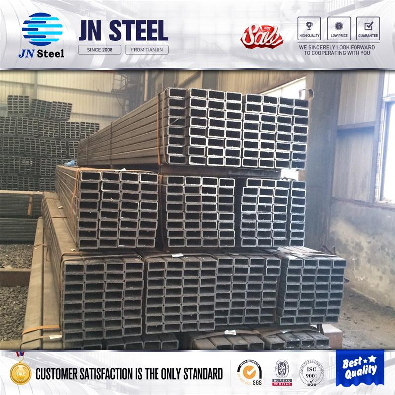 erw square pipe high quality firm special shaped steel tube made in China