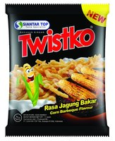 Corn base Snack - Twistko Corn BBQ