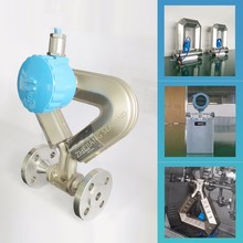 Gas & oil industries Coriolis mass flowmeter