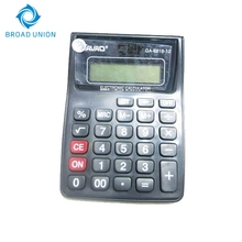 Hot Sale 12 Digits Financial Calculator Cashier Calculator