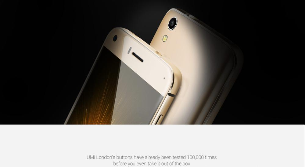 2017 new arrival Brand new UMIDIGI LONDON for wholesales low price good quality phone