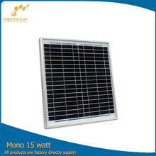 Sungoldsolar 15w mono mini solar panels for sale
