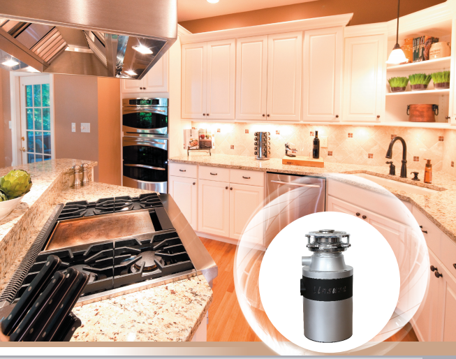 china supplier new product kitchen sink grinder home