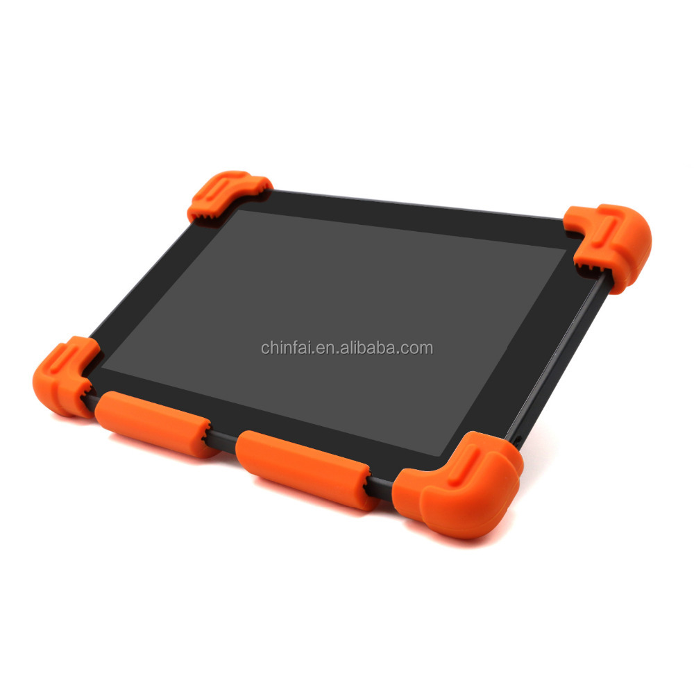 Extension Protective Silicon Tablet Cover For Tablet and Phablet