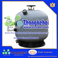 Side mounted swimming pool ,water well sand filter with pump sand filter
