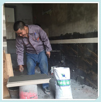 Tile grout and Environmental Protection PU Adhesive for Rubber Tiles