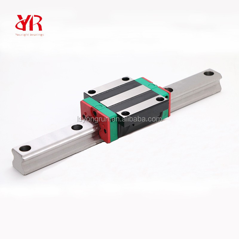 Youright customized Linear motion High quality linear railway Linear guide <strong>rail</strong> HGH25