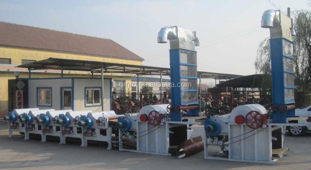 Polyester Waste Recycling Line For Recycled Fiber Making