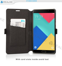 Best selling small magnetic protective phone case for samsung a9