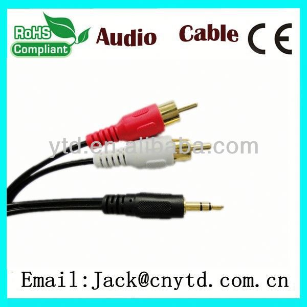 Good Speed hdmi to vga /3rca cable High Quality