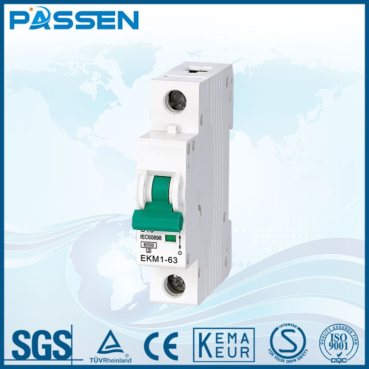 PASSEN Customized Widely Used Circuit Breaker Specifications