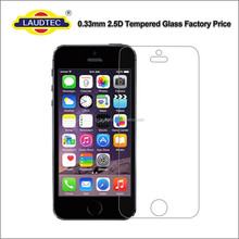 Tempered Glass 100% Original Premium Screen Protector Film Accessories For Cell Phone iPhone5S/SE In Stock