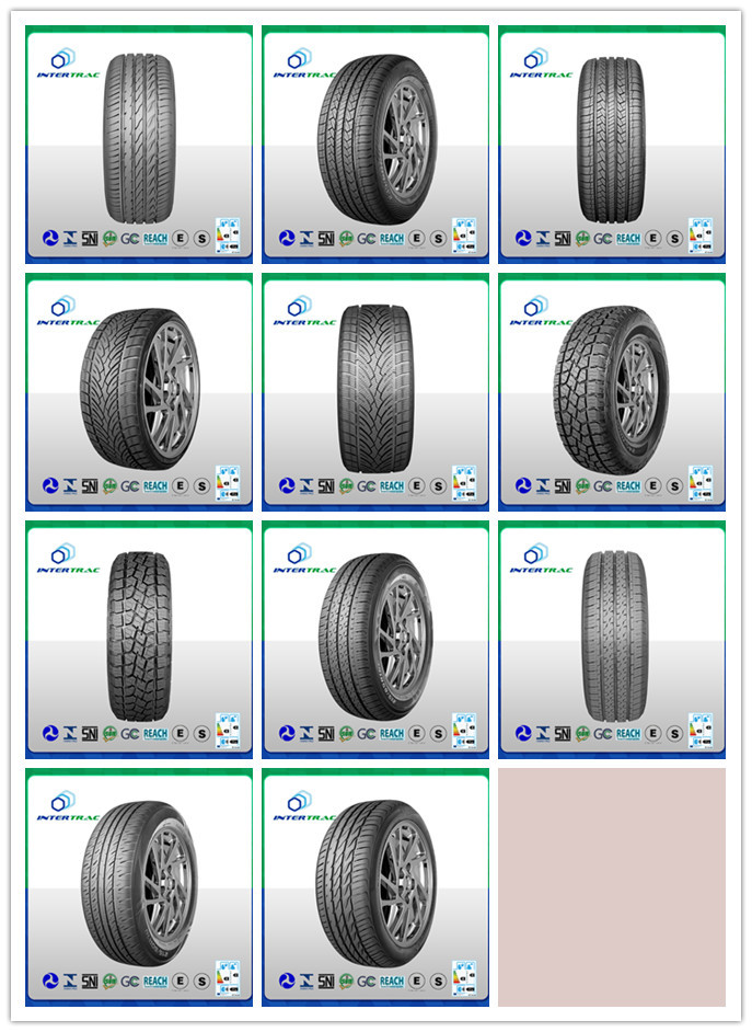 Intertrac tyre Car Tires Radial Car Tyres