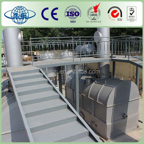 Sophisticated Technology Oil Distillation Equipment