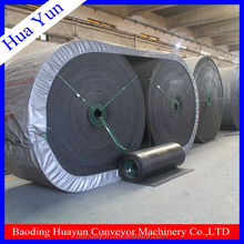 650mm Belt Width 15Mpa TC-70 Conveyor Belt Cotton Canvas Flat Conveyor Belt