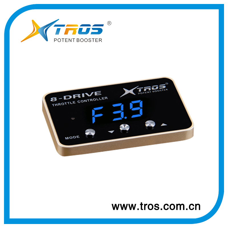 A great variety of models 9 levels adjustable throttle controller car chip tuning diesel for LEXUS , MAZDA