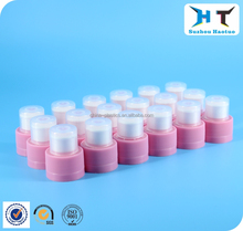 Hot sale colorful Plastic Closures plastic bottle 28mm Sports Bottle Cap with tamper band