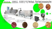 automatic pet and animal food making machine