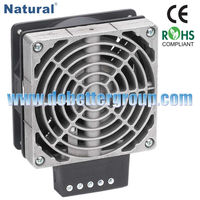 Industrial electric space Fan Heater HVL031 100W to 400W with CE RoHS