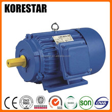 Korestar Y series ac 3 phase induction electric motor 380 volt