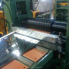 High precise cnc coil cutting machine