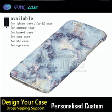 New products 7 7 plus case marble optie kopie custom design for iphone 7 mobile accessories