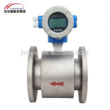 Backlight lcd 4 20ma analog electromagnetic flowmeter converter