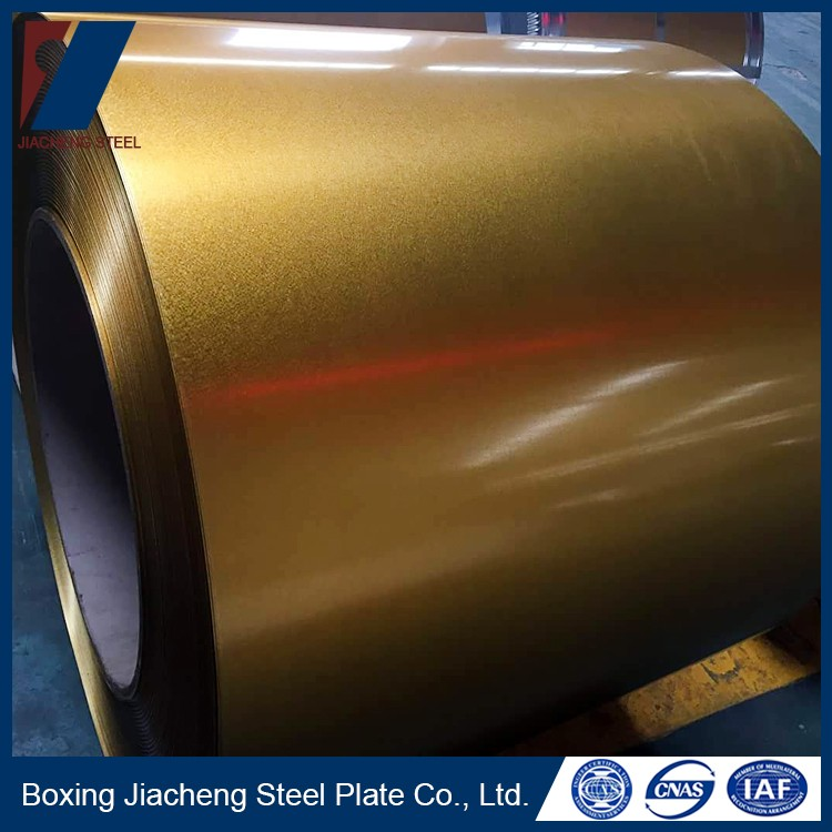 prepainted galvanised steel coils / polythene rolls for roofing sheet