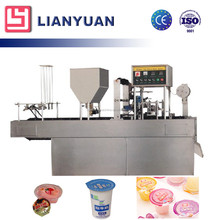 CD-20 Automatic Jelly Cup Filling sealing Machine