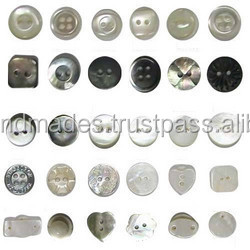 custom made shell buttons for art and crafts, scrapbooking, jewelry designers, kids crafts