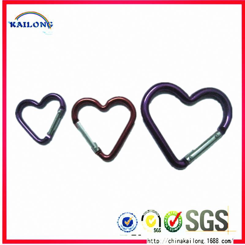 High-Grade S Hooks Biner Accessory Carabiners For Bags Keychain Decorative