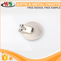 High quality souvenir metal custom cuff and tie clips