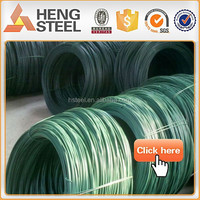 PVC coated iron Wire for Chain Link Fence