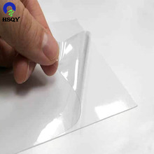1mm Super ClearPoly Vinyl Chloride Soft Film Transparent Soft PVC Sheet