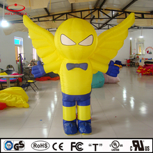 inflatable walking dinosaur cartoon costume for sale