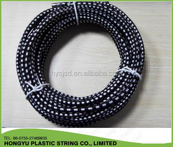 Good texture's 12mm elastic bungee cord