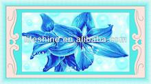 Diy diamond flower painting with high quality raw material made