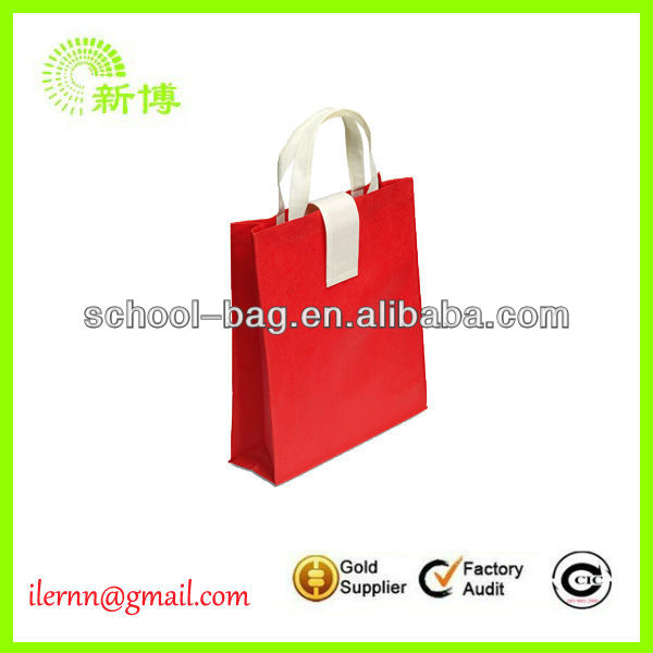 Fashion Tote School Library Bag