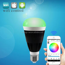 chinese products,Bluetooth RGBW good quality wifi hs code for light bulb