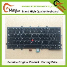 New Genuine Laptop Backlit Keyboard 04X0187 For IBM ThinkPad X240 X240s X230s X250 SP Layout